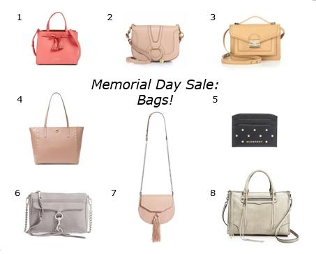 memorial day sale bags
